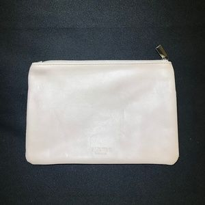 Authentic Valentino perfume nude makeup pouch gift